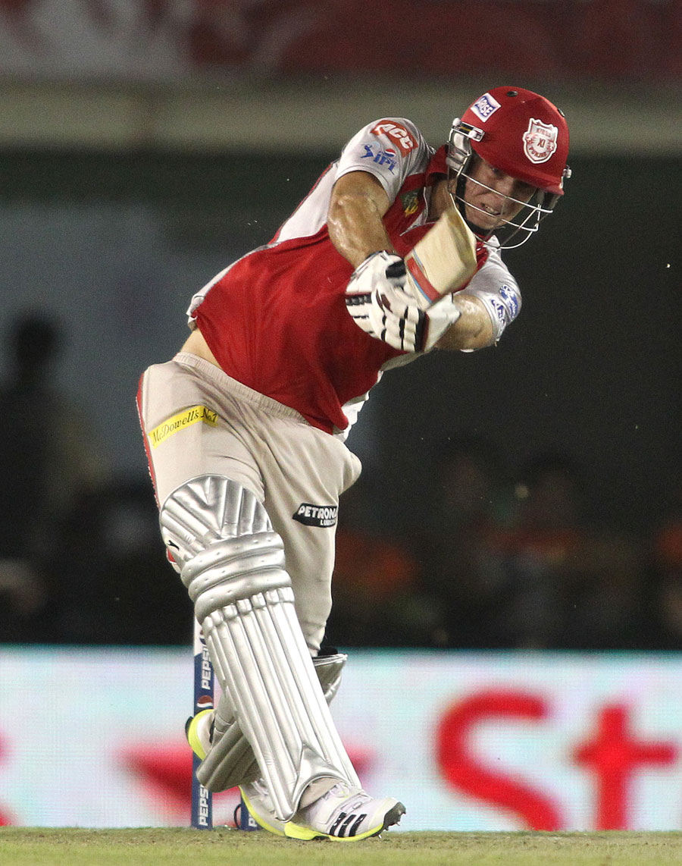 David Miller's First IPL Century