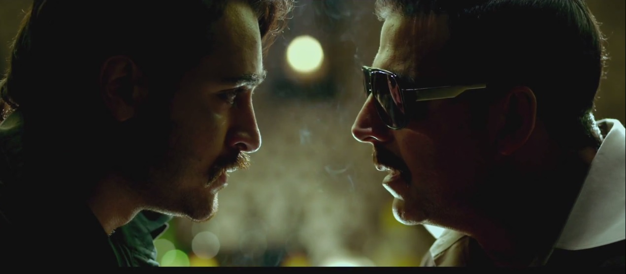 Akshay Kumar and Imraan Khan in Once Upon a Time in Mumbaai Again (2013)