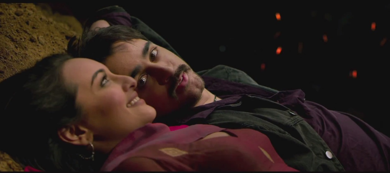 Imraan Khan and Sonakshi Sinha in Once Upon A Time In Mumbaai Again