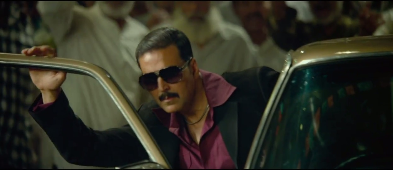 Akshay Kumar in Once Upon A Time in Mumbaai Dobara