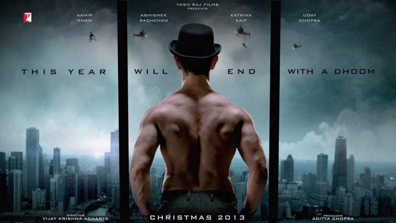 dhoom 3 motion poster goes viral