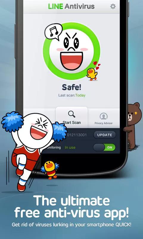Line Android Antivirus