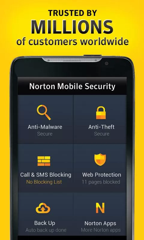 Norton Security Antivurs Android