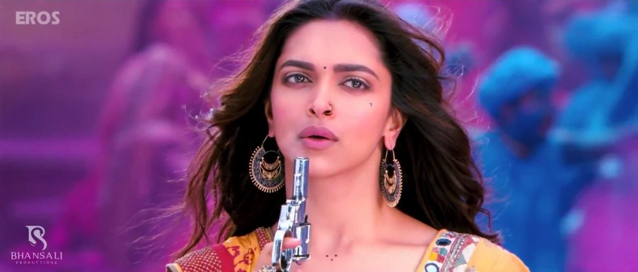 Depika Looking Beautiful In Ramleela (2013)