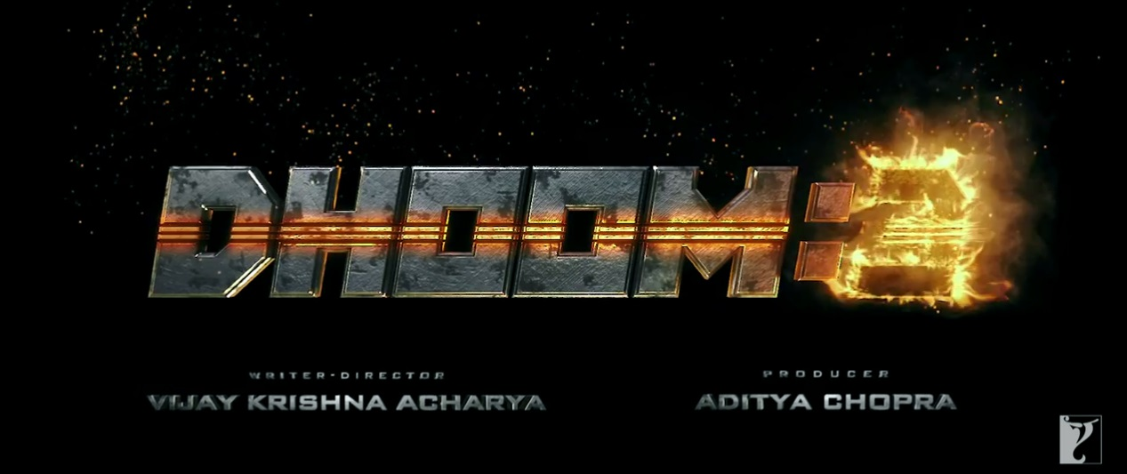 Dhoom 3 by Amir Khan, Katrina Kaif, Abhishek Bachan and Uday Chopra