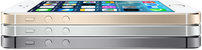 iPhone 5S Golden
