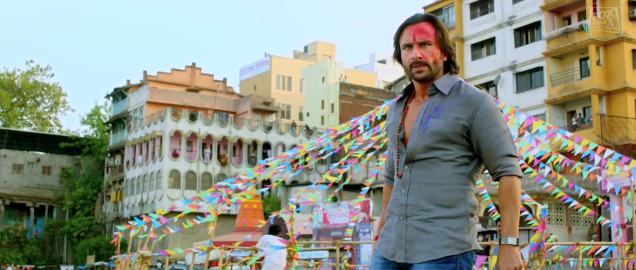 Saif Ali Khan On The Trailer Of Bullet Raja